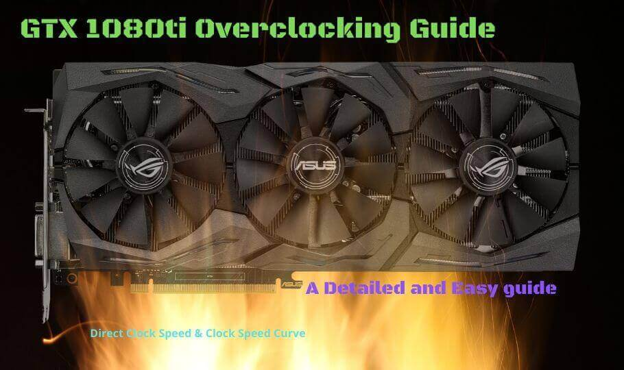 GTX 1080ti Overclocking Guide Banner